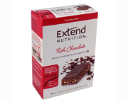 EXTEND BAR PROTEIN BAR BARRAS DE PROTEINAS 4 UNID CHOCOLATE